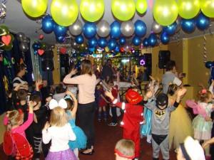 bal dla dzieci w przedszkolu dj Puławy